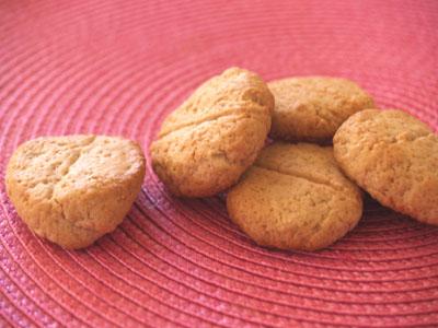 biscuits à la chataîgne ©cocineraloca.fr