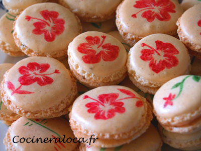 montage des macarons - Colorant Pour Macaron
