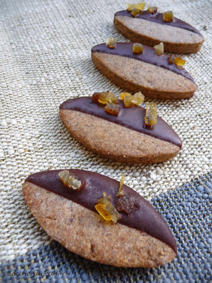 biscuits caroubeens  ©cocineraloca.fr