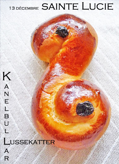 lussekatter annonce