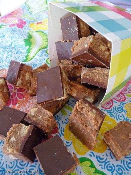 carré beurre cacahuètes ©cocineraloca.fr