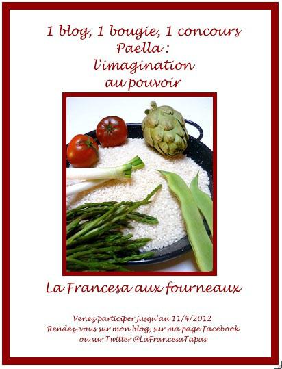 affiche concours LaFrancesa